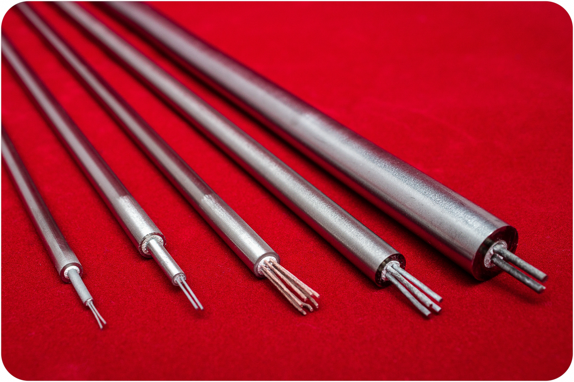 Mineral Insulated Cable Manufacturer : Mi cable aeropak temperature sensor rtd